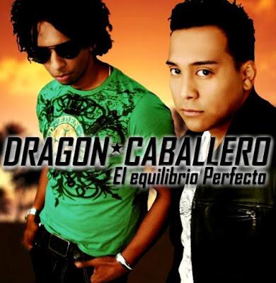 Foto de Dragón y Caballero de portada de disco