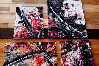 Voyage dans l'art abstrait avec Laura Foort