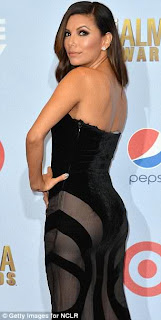 Eva Longoria Bares Perfect Butt for Coffee-table Book