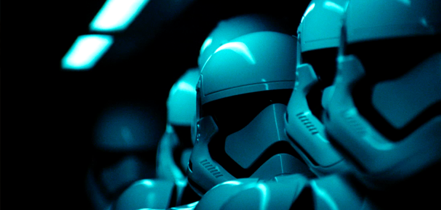 Star Wars: The Force Awakens - Stormtroopers