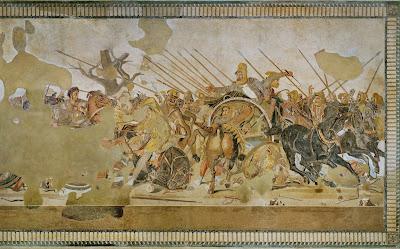 Nagy Sándor Dareiosz ellen