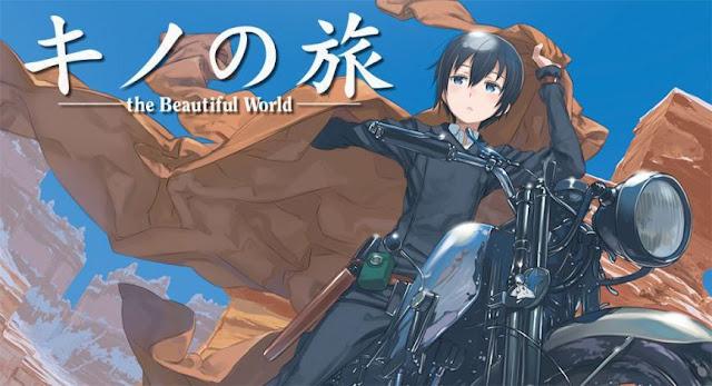Kino no Tabi: The Beautiful World (12/12) (110MB) (HDL) (Sub Español) (Mega)