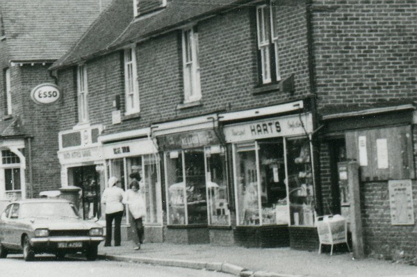 Past Images of Nutfield