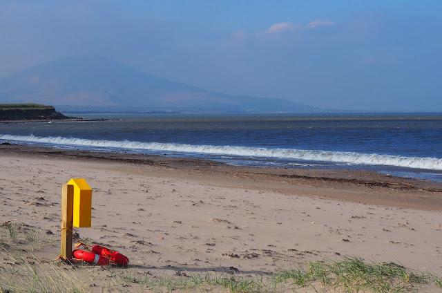 pelastusrengas, ranta, Kerry, Ireland