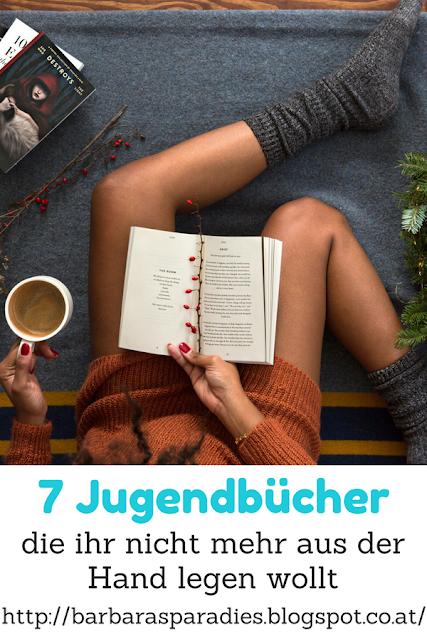 7 Jugendbücher, die ihr nicht mehr aus der Hand legen wollt