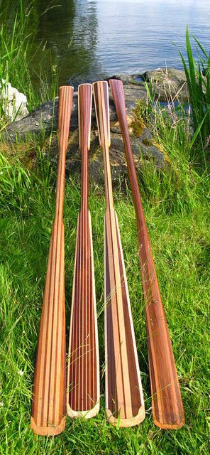 Greenland Paddles by NorthPoint Paddles