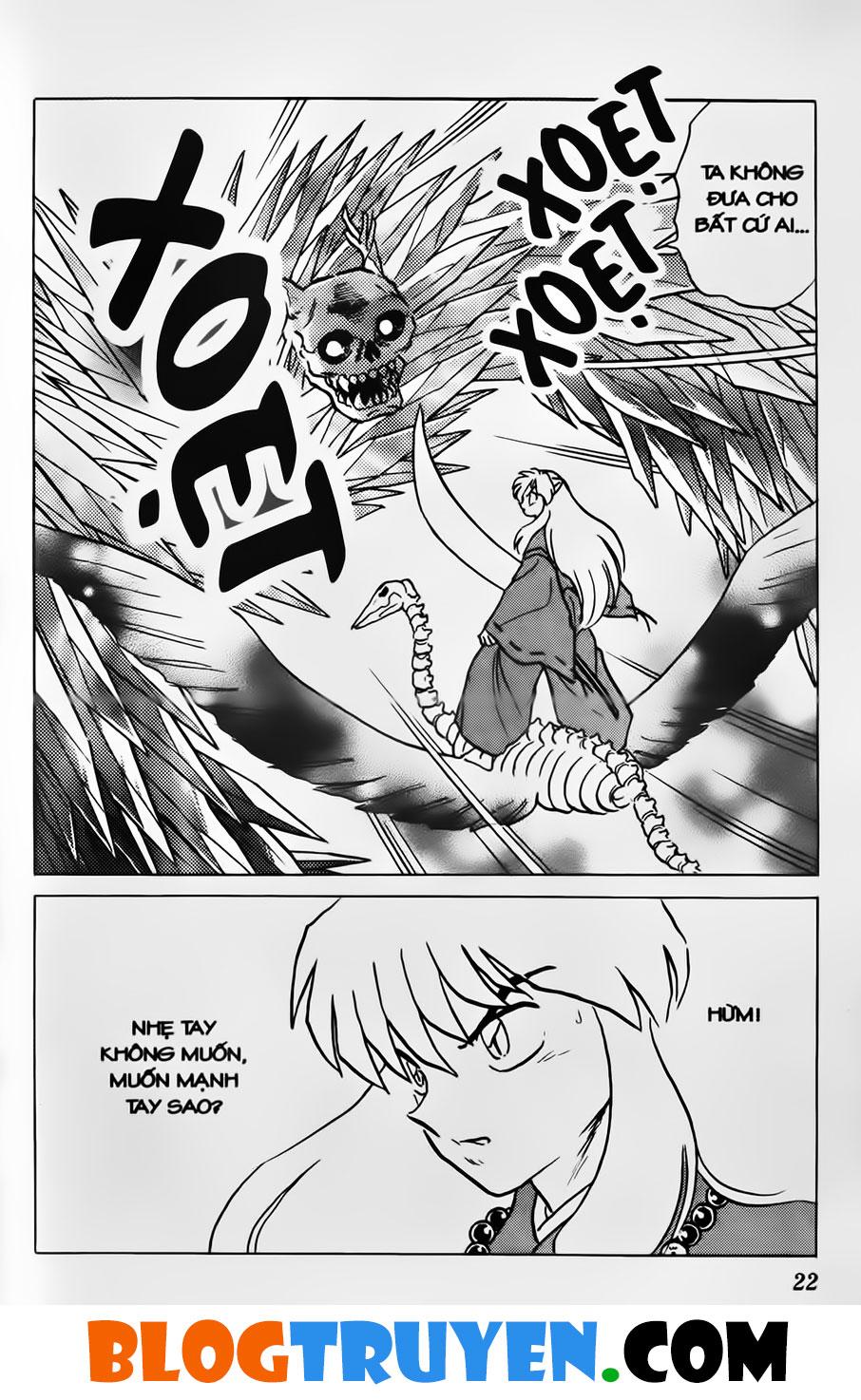Inuyasha vol 33.1 trang 20