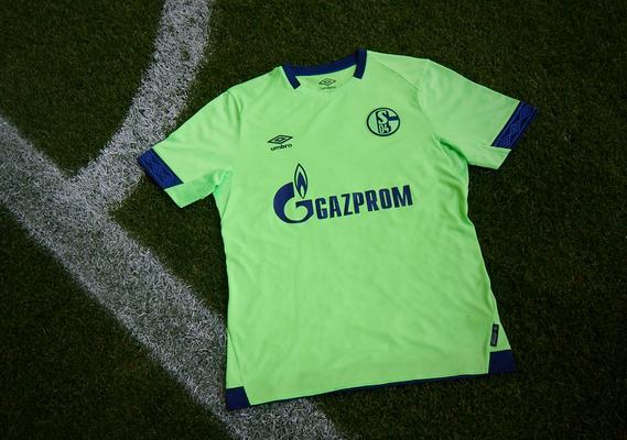 fcd2bff37e Camisetas centro de Futbol 2018-2019  tercera camiseta FC Schalke 04 ...