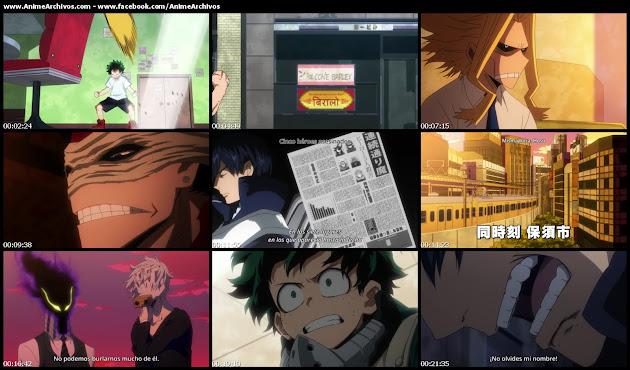 Boku no Hero Academia 2nd Season 16