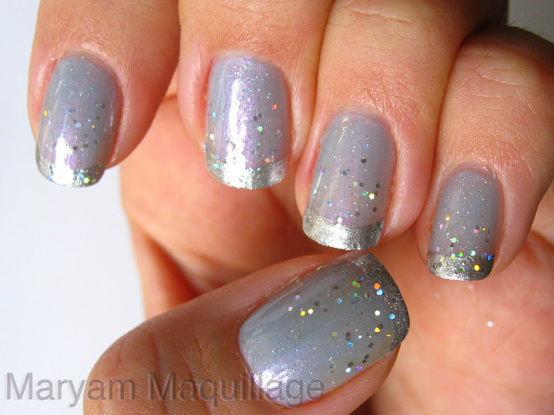 Diva Design: Maryam Maquillage: Nails Made 4 A DIVA