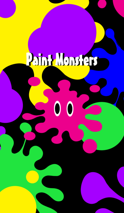 Paint Monsters 2