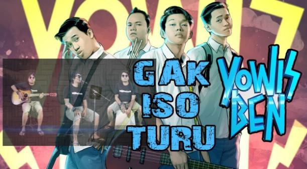Kumpulan Lagu Ost Yowis Ben Mp3 Film Terbaru 2018 Paling Gokil, lagu ost Yowis Ben Mp3,Lagu Gak Iso Turu Yowis Ben Mp3 Soundtrack film Bayu Skak