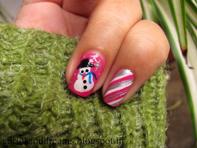 Christmas Nail Art, Christmas Nail Art designs