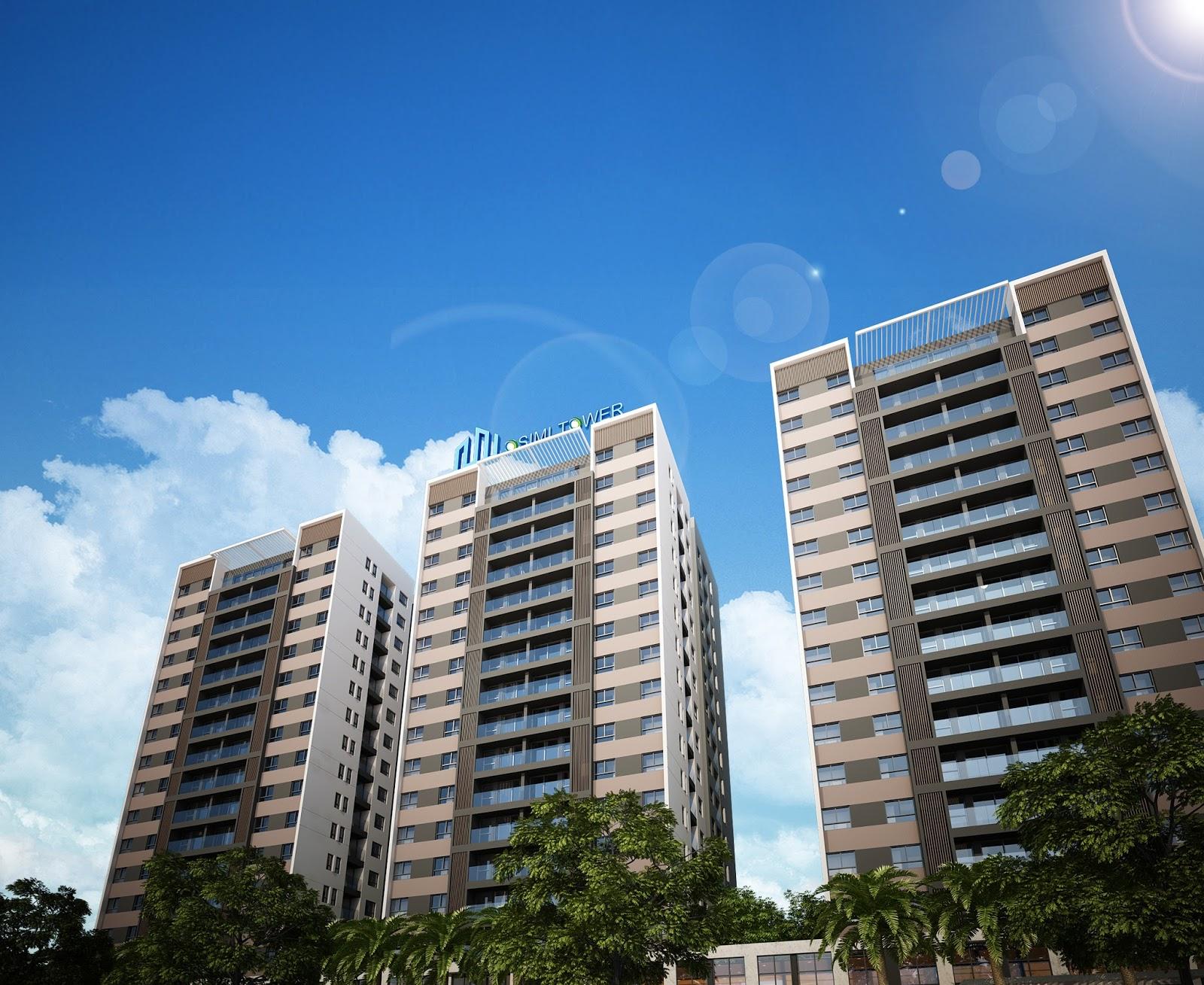 Dự án căn hộ được mong chờ nhất quận Gò Vấp giá 936 triệu/căn 2 phòng ngủ