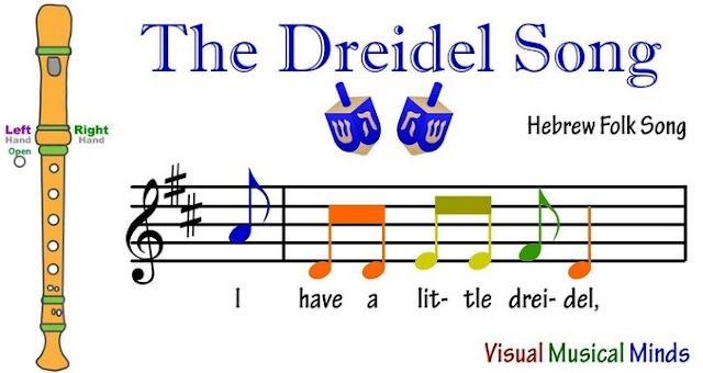 Lirik Lagu The Dreidel Song Traditional Asli dan Lengkap Free Lyrics Song