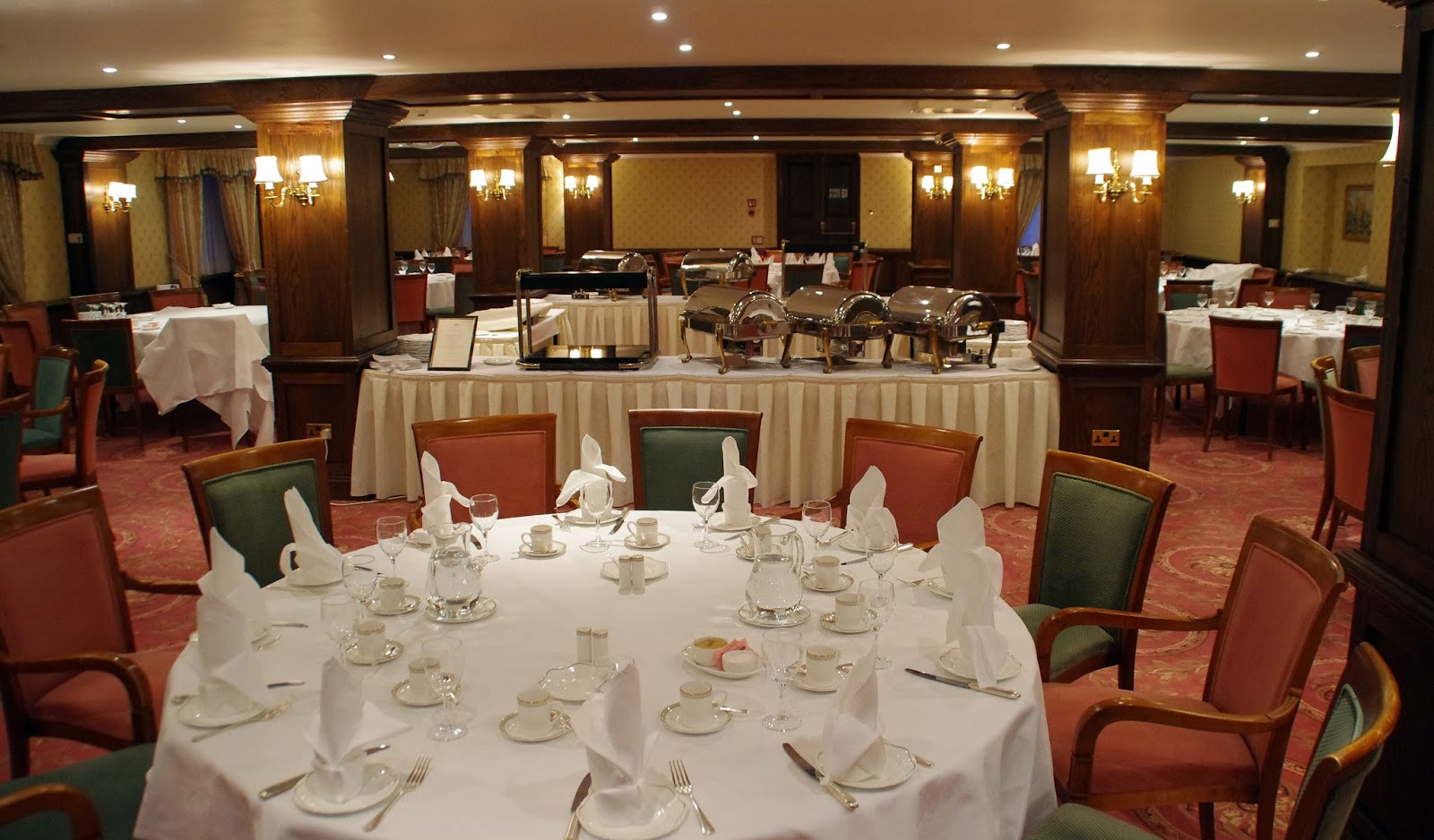The Grand Hotel Eastbourne Conference Room