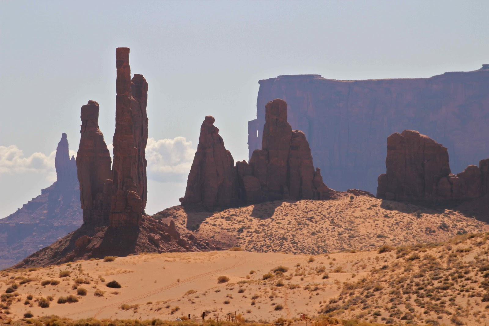 Hugzeworld Monument Valley Viree En Territoire Navajo