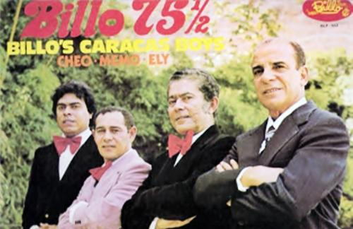 Billo's Caracas Boys - Raza