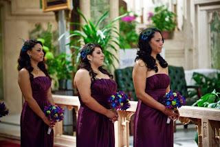 d8ea0baf Smartsy and Artsy: Peacock Fascinators for the Bridesmaids- Tutorial