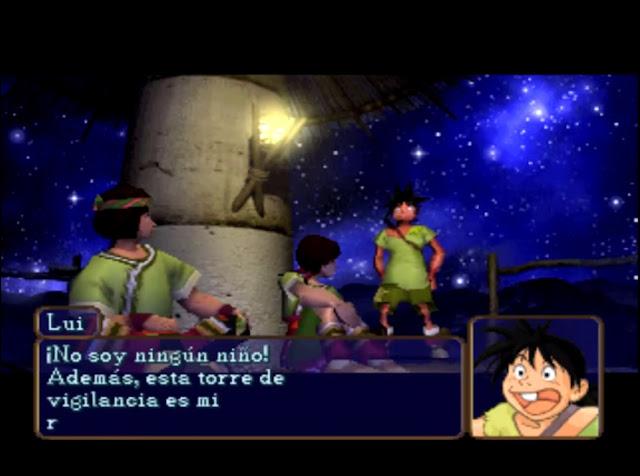 Jade Cocoon - La Leyenda de Tamamayu - Captura 1