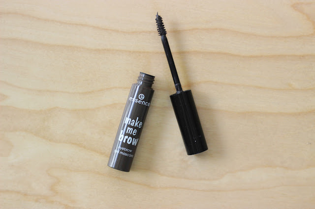 Essence Make Me Brow Eyebrow Gel Mascara Reseña