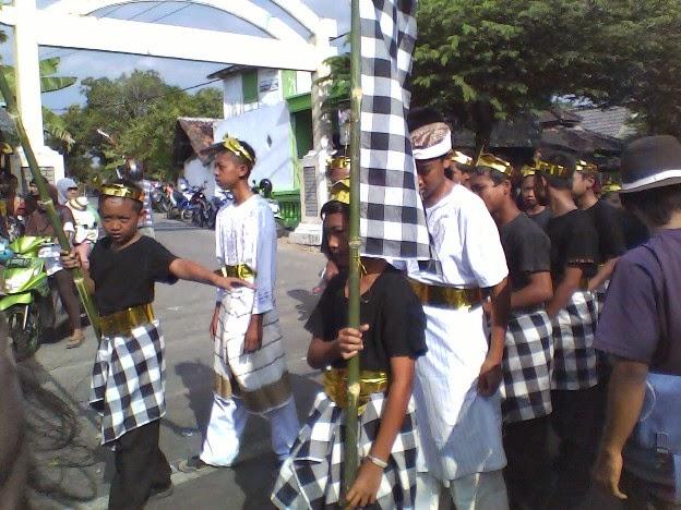 SDN Mulyorejo Karnaval Kecamatan Singgahan Tuban
