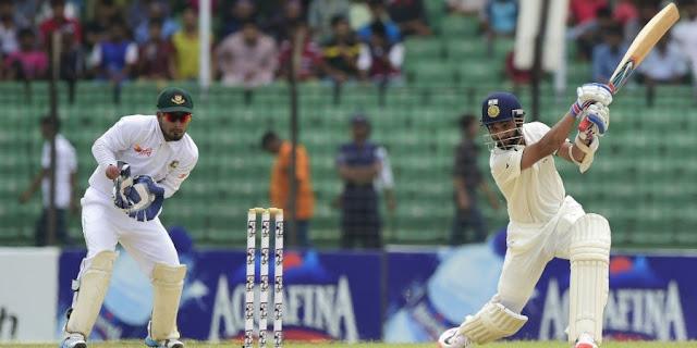 বাংলাদেশ-ভারত টেস্ট হাইলাইটস