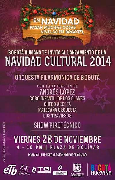 navidad cultural 2014