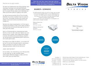 Delta Vision Studios - Anlagen für Privatkunden