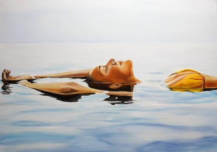 Немецкая художница. Alex Heil