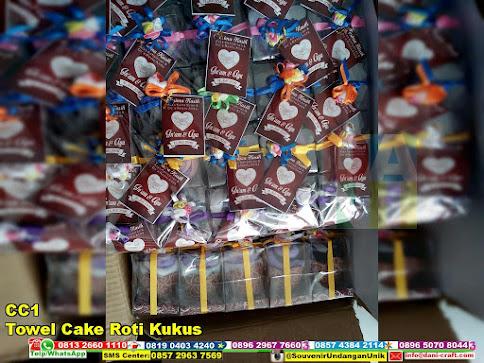 towel cake roti kukus harga murah
