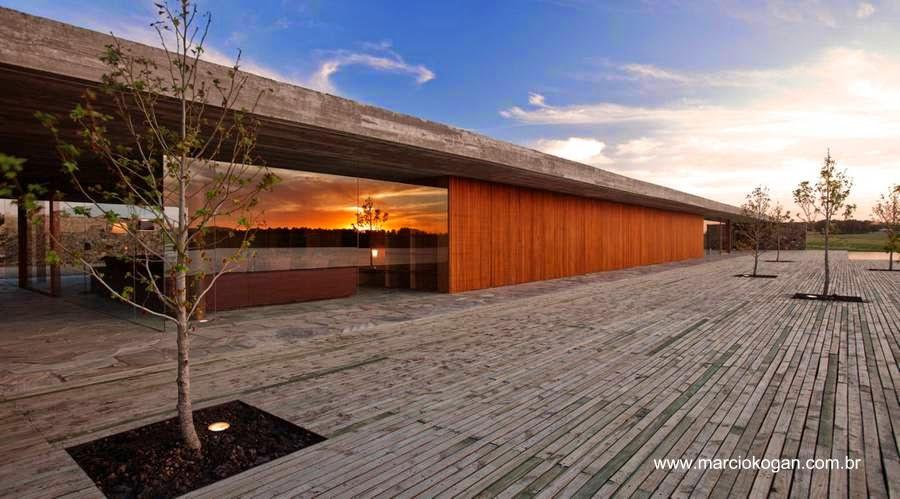 Casa residencial contemporánea en Punta del Este Uruguay 2011