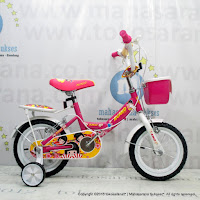 Sepeda Anak Avand Aiko 12 Inci