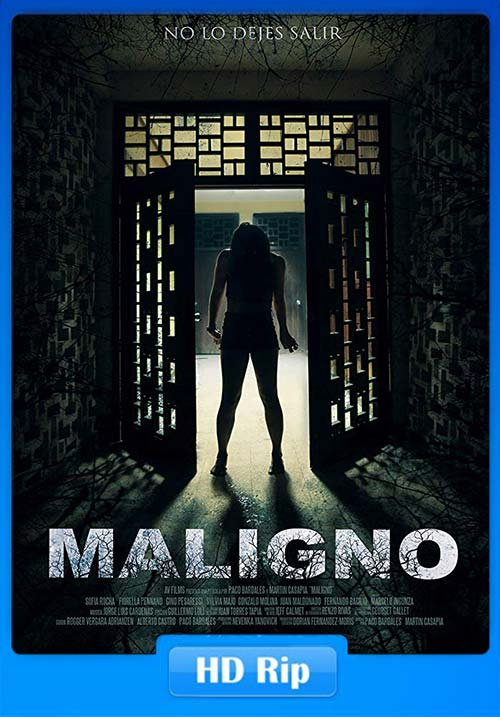 Maligno 2016 Hindi 720p WEB-DL Dual Audio x264 | 480p 300MB | 100MB HEVC