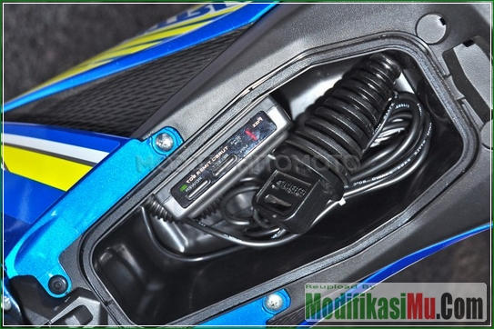 Turbo Timer Dalam Bagasi Motor - Video Cara Modifikasi Suzuki Satria F150 Injeksi Turbo Dengan Turbocharger Motor