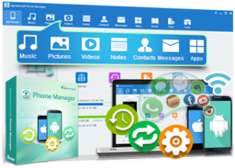 Apowersoft Phone Manager PRO 2.7.9 (Build 10/18/2016) Multilingual + Key