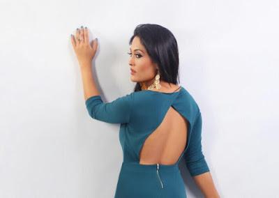 Janwi Bohara Nepali Actress Model Hot Sexy