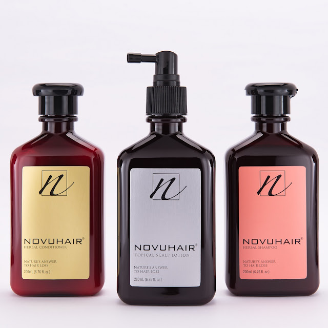 novuhair 3 in 1 pack, hair loss,