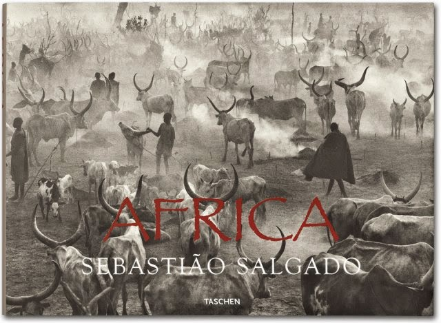 África Sebastião Salgado TASCHEN