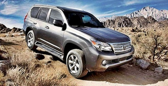 2017 Lexus Gx 460 Redesign Review Release Date