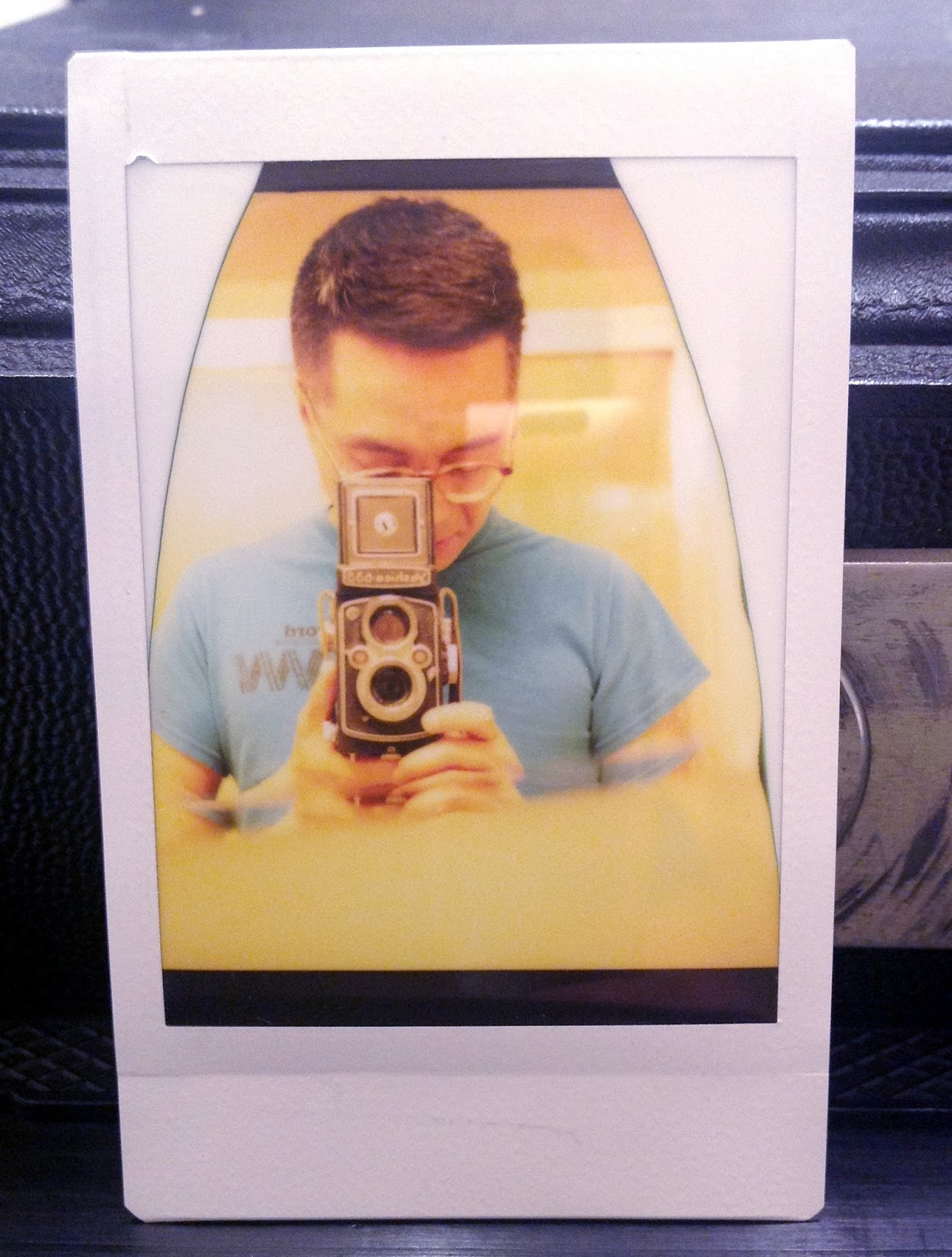 The Shutter Goes Click with JJ Lee: Using Instax Mini in