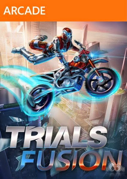 Cover Caratula Trials Fusion XBOX 360 ESPAÑOL