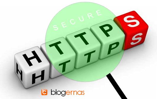 Keuntungan Blog Menggunakan HTTPS Dibanding HTTP