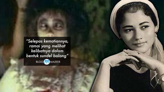 Kisah Misteri Yang Menyelubungi Kematian Suzanna, Pelakon Sundel Bolong Paling Angker