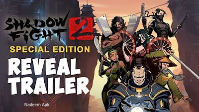 Shadow Fight 2 Special Edition 1.0.2 Apk + Mod for Android