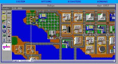 Videojuego SimCity
