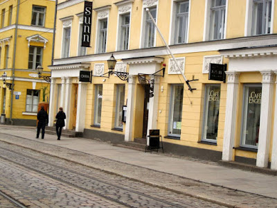 Senaatintori in Helsinki