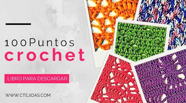 100 Puntos a Crochet - Libro para Descargar