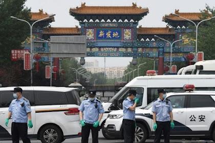Muncul Klaster Baru Di Pasar Beijing, China Waswas Gelombang Kedua Covid-19