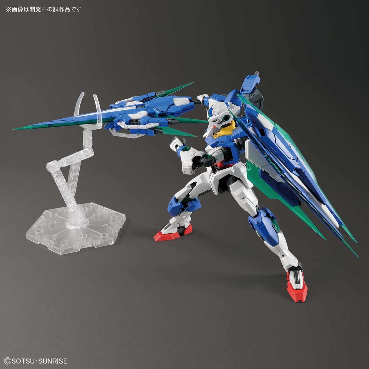 MG 1/100 00 Quanta Full Saber gn sword IV wave